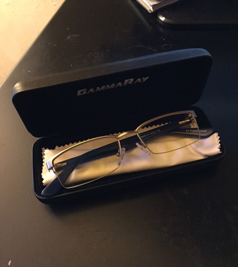 Product Review: GammaRay Computer Glasses